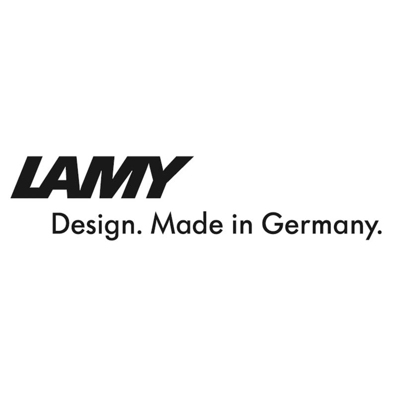 Silberpartner: Lamy - Design. Made in Germany.